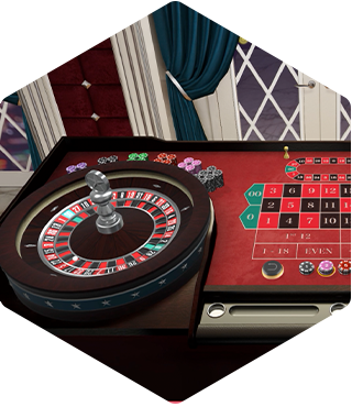 First Person American Roulette